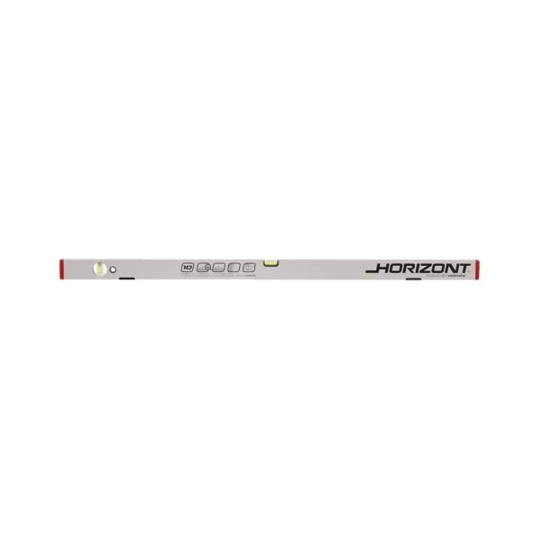 HORIZONT VVM 1000 mm - hliníková magnetická vodováha, 2 libely