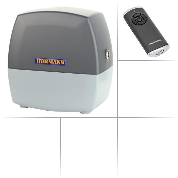 HORMANN LineaMatic 4511323 - sestava pohonu a příslušenství, pro posuvnou bránu do 300 kg, série 2