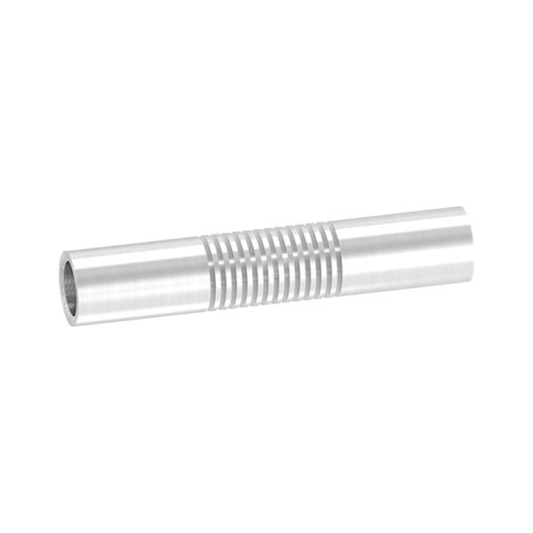 50449-240 - nerezová spojka prutů pr.10 mm, ohebná, úhel ±110°, pro nerezové zábradlí