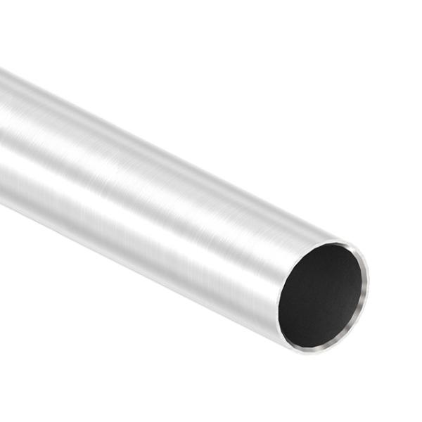 55120-240_1m - nerezová trubka pr. 33,7 x 2 mm, AISI 304 brus, pro madlo a sloupek nerezového zábrad