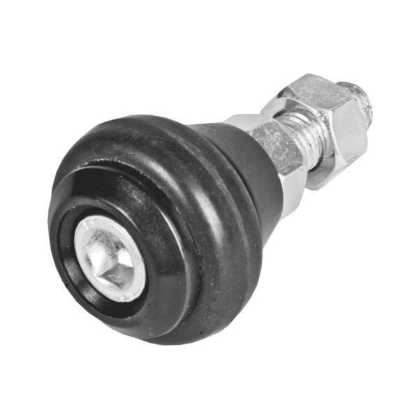 Vodící rolka (kladka, oliva) posuvné brány 60.049 pr.43 mm