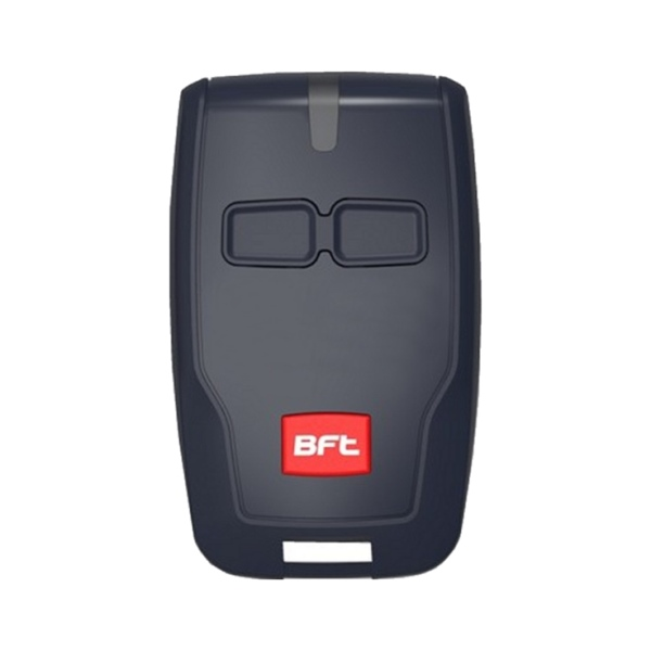 Dálkový ovladač pohonu brány a vrat BFT Mitto B-RCB-02-R1 2-kanálový 433 MHz