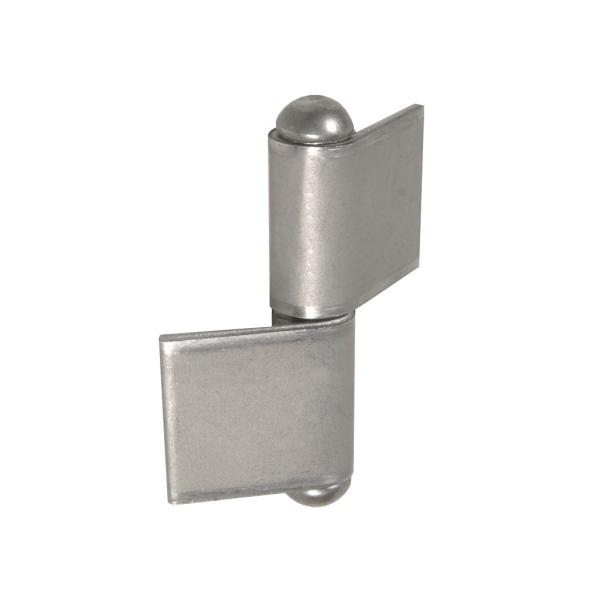 Pant na dveře a vrata - navařovací pravý pr.17 mm x 100 mm FM-495100DX, bez úpravy