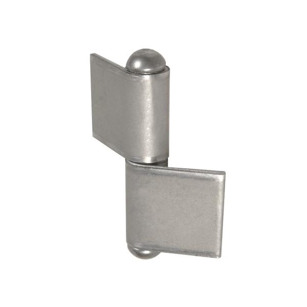Pant na dveře a vrata - navařovací levý pr.17 mm x 100 mm FM-495100SX, bez úpravy