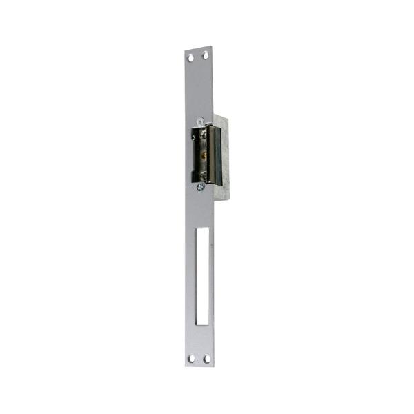 FM-9500 - zadlabací elektromechanický zámek s pamětí a aretací, 8-12 V AC, pro branku a dveře