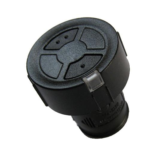 HORMANN HSZ-2-BS Dálkový ovladač pohonu brány a vrat do autozapalovače, 2-kanálový 868 MHz, kód BiSe