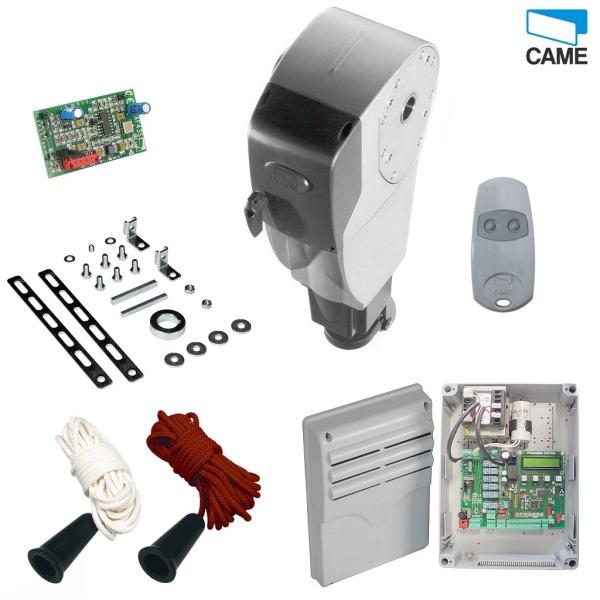 Průmyslový pohon CAME CBX-E set K1 pro garážová vrata v halách, skladech a logistických centrech