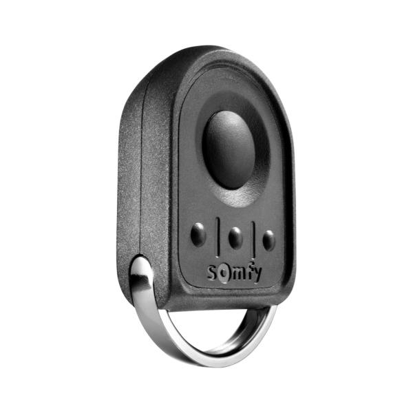 Somfy Keygo io, dálkový ovladač pohonu brány a vrat plovoucí kód, 4-kanálový 868 MHz