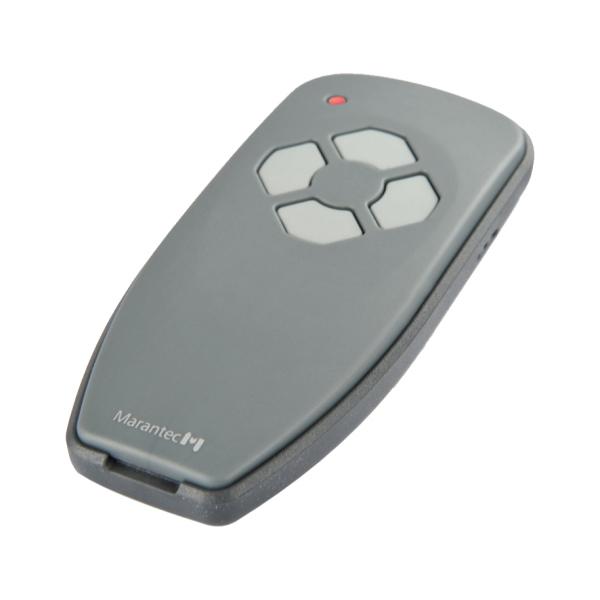 MARANTEC Digital 384 - dálkový ovladač pohonu brány a vrat 4-kanálový 433 MHz
