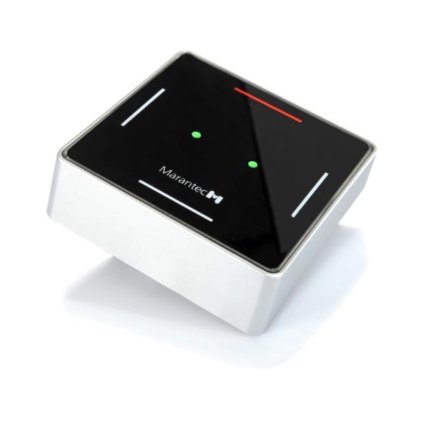 Marantec Digital 644 - nástěnný ovladač pohonu brány a vrat 2-kanálový 868 MHz, bi-linked, obousměrný