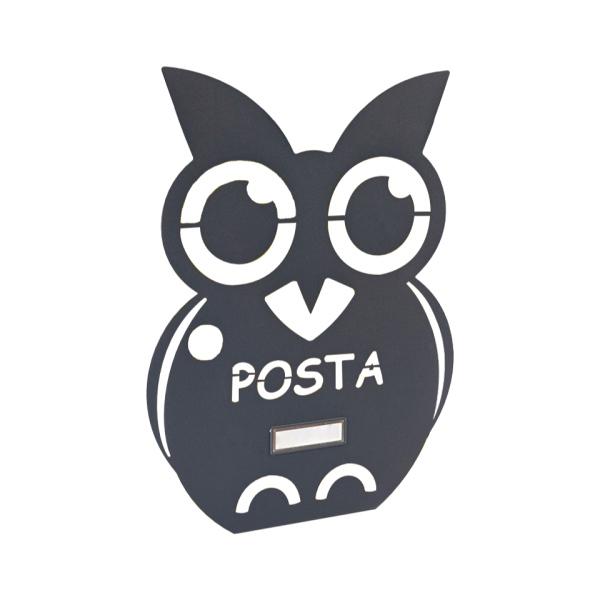 MIA Owl - výměnný kryt pro poštovní schránky MIA box, sova