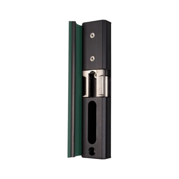 LOCINOX MODULEC SA R Z - elektrický otvírač, pro křídlové branky, Fail Open, zelený