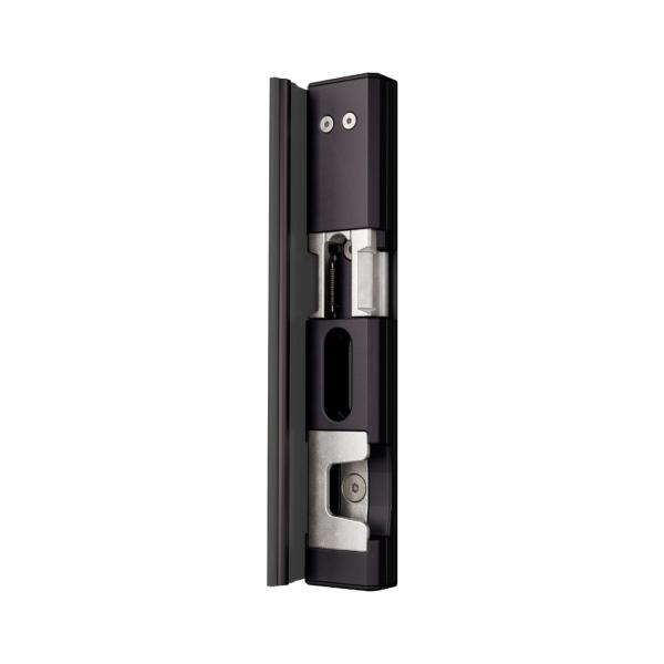 LOCINOX MODULEC SH E A - bezpečnostní elektrický otvírač pro zámkové komplety LOCINOX, Fail Close, antracit