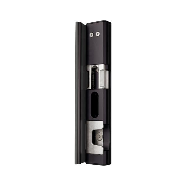 LOCINOX MODULEC SH E C - bezpečnostní elektrický otvírač pro zámkové komplety LOCINOX, Fail Close, černý