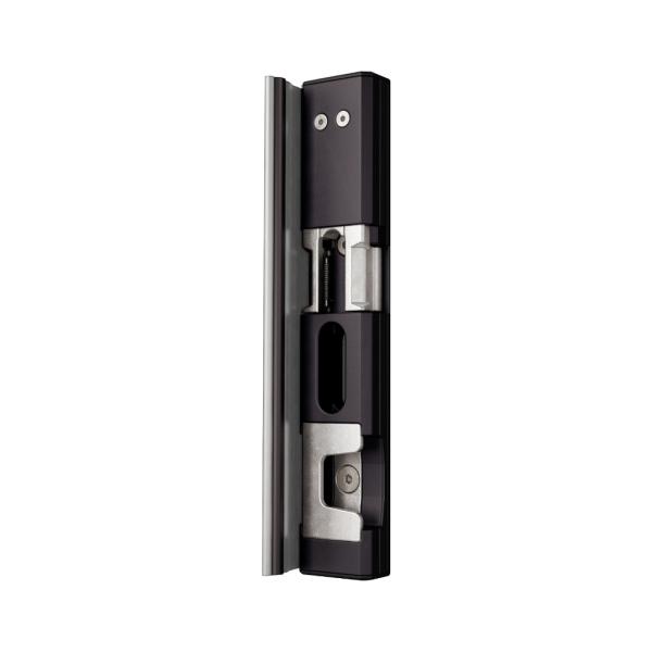 LOCINOX MODULEC SH E S - bezpečnostní elektrický otvírač pro zámkové komplety LOCINOX, Fail Close, stříbrný