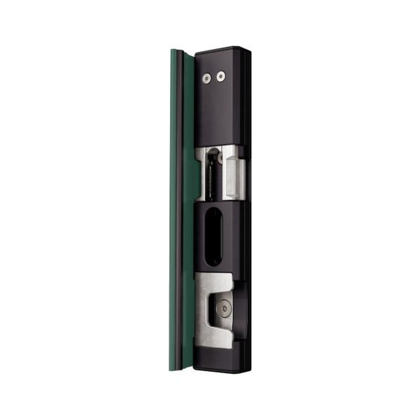 LOCINOX MODULEC SH E Z - bezpečnostní elektrický otvírač pro zámkové komplety LOCINOX, Fail Close, zelený