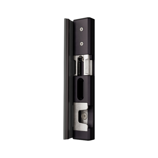LOCINOX MODULEC SH R C - bezpečnostní elektrický otvírač pro zámkové komplety LOCINOX, Fail Open, černý
