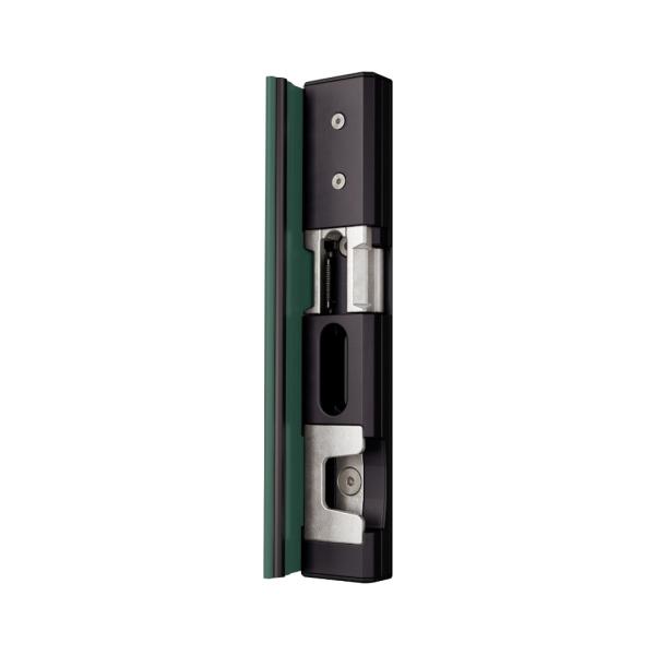 LOCINOX MODULEC SH R Z - bezpečnostní elektrický otvírač pro zámkové komplety LOCINOX, Fail Open, zelená
