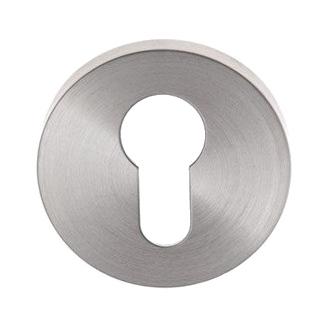 MUL-T-LOCK AHW550-C - nerezové rozetové kování pro cylindrickou vložku, 1 pár