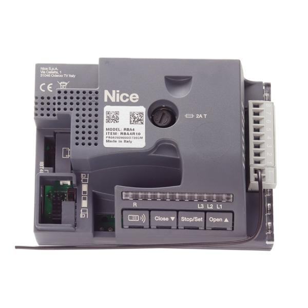 Nice RBA4 R10 - řídicí jednotka pro pohony Nice Road 200 a 400