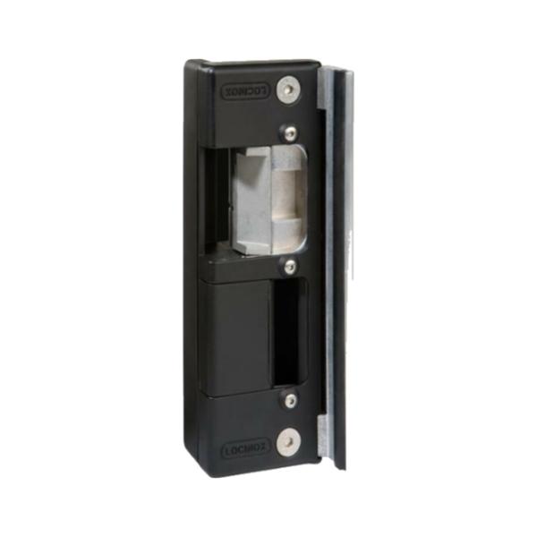 LOCINOX SEH E - nerezový elektrický otvírač pro zadlabací zámky LOCINOX, Fail Close, černý