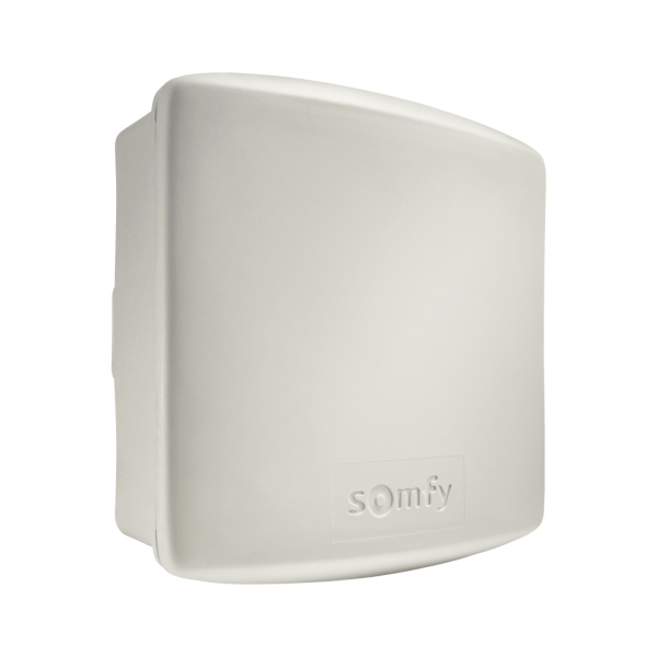 SOMFY Standard Receiver io - externí přijímač pro pohon brány a vrat, 2-kanálový 868 MHz