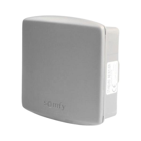 Externí přijímač pro pohon brány a vrat SOMFY Standard Receiver, 2-kanálový 433 MHz
