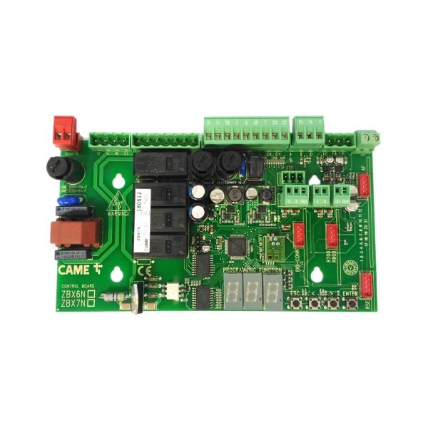 CAME ZBX-7N - řídicí jednotka pro pohony CAME BX74 a BX78, pro posuvné brány