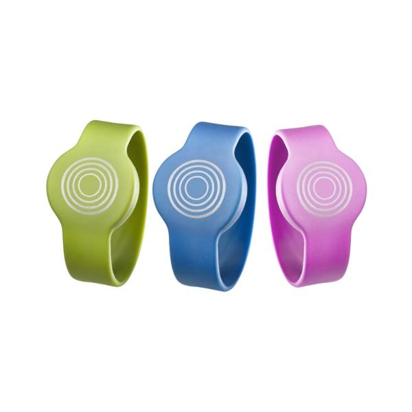 Somfy sada 3 čipových dětských náramků - pro ověření přístupu přiložením ke čtěčce čipů