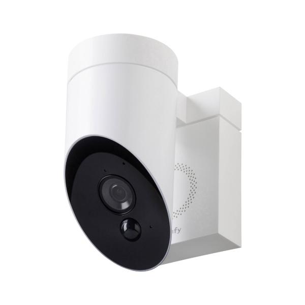 Somfy Outdoor Camera – kamera IP do exteriéru (Wi-Fi), bílá