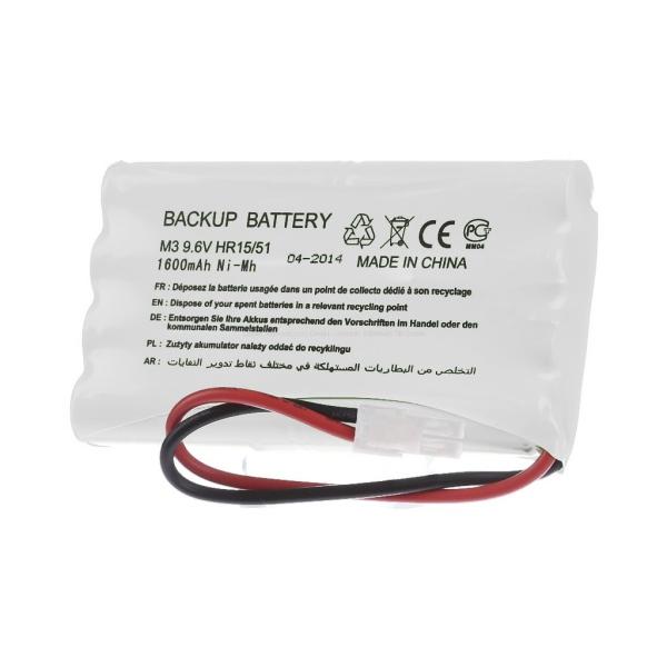 Záložní baterie Somfy, nouzový zdroj napájení pro pohony garážových vrat a bran
